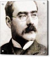 Rudyard Kipling, Literary Legend Acrylic Print