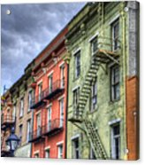 Rue Bienville Acrylic Print