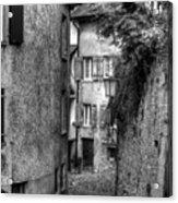 Rue Des Moulins Acrylic Print