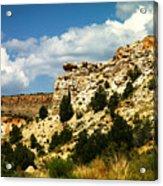 Rugged New Mexico Acrylic Print