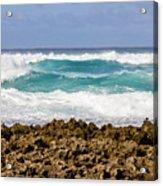 Rugged Shores Acrylic Print