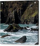 Rugged South Coast Acrylic Print
