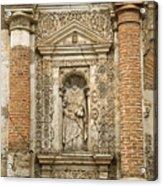 Ruins Of Antigua Guatemala Acrylic Print