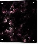 Rulers Of The Night Acrylic Print