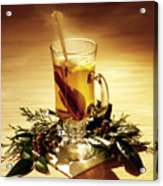 Rum Hot Toddy Acrylic Print