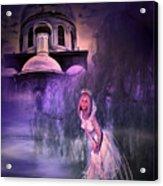 Runaway Bride Acrylic Print