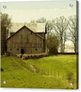 Rural Americana-01 Acrylic Print