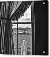 Rural Outhouse Acrylic Print