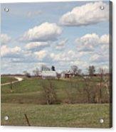 Rural Randolph County Acrylic Print