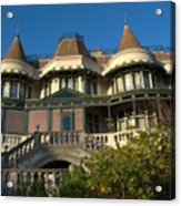 Russell Cotes Gallery And Museum Acrylic Print
