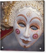 Russian Mask 4 Acrylic Print