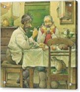 Russian Scene 08 Acrylic Print
