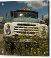 Russian Truck Acrylic Print