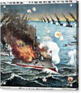 Russo-japanese War, 1904 Acrylic Print