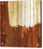 Rust 01 Acrylic Print
