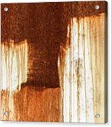 Rust 02 Acrylic Print