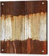 Rust 04 Acrylic Print