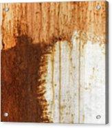 Rust 05 Acrylic Print