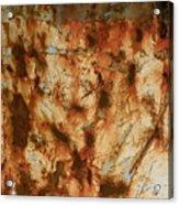 Rust 18 Acrylic Print