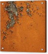 Rust 2 Acrylic Print