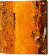 Rust Abstract 2 Acrylic Print