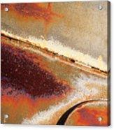 Rust Is Beautiful 1 Acrylic Print