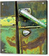 Rusted Series 4 Acrylic Print