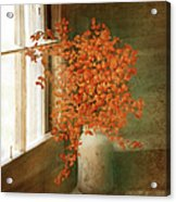 Rustic Bouquet Acrylic Print
