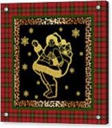 Rustic Christmas-jp3701 Acrylic Print