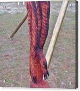 Rustic Eagle 2 Acrylic Print