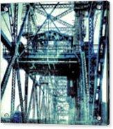 Rusty Bridge Acrylic Print