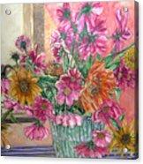 Ruth's Bouquet Acrylic Print