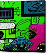 Rutina 2 Acrylic Print