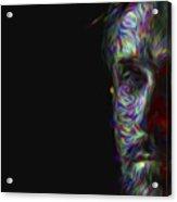 #ryangosling #gosling #male #actress Acrylic Print