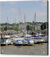 Ryde Harbour Acrylic Print