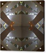 S F N M Architecture 4 Acrylic Print