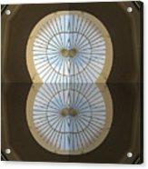 S F Neiman Marcus Seven Acrylic Print