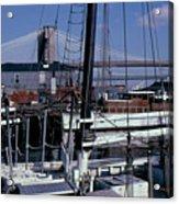 S. Street Seaport Acrylic Print