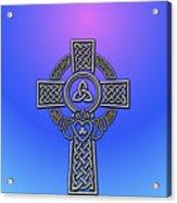 S6 Phone Celtic Cross Acrylic Print