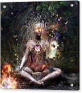 Sacrament For The Sacred Dreamers Acrylic Print