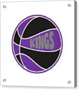 Sacramento Kings Retro Shirt Acrylic Print
