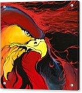 Sacred Eagle Acrylic Print