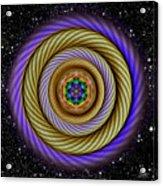 Sacred Geometry 405 Acrylic Print