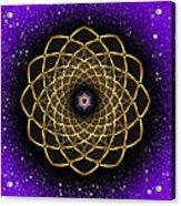 Sacred Geometry 473 Acrylic Print