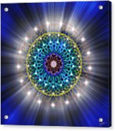 Sacred Geometry 79 Acrylic Print