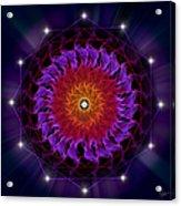 Sacred Geometry 81 Acrylic Print