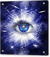 Sacred Geometry 95 Acrylic Print