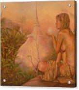 Sacred Lands Acrylic Print