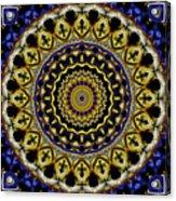 Sacred Mandala Acrylic Print