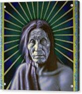 Sacred Native Acrylic Print